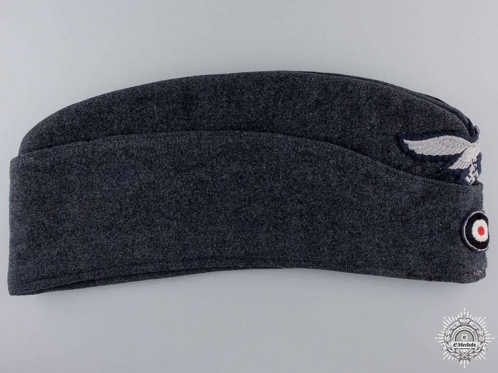 A Luftwaffe NCO/EM's Overseas Cap (Fliegermütze)