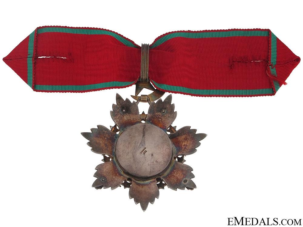 Order of Medjidie (Mecidiye) - Godet