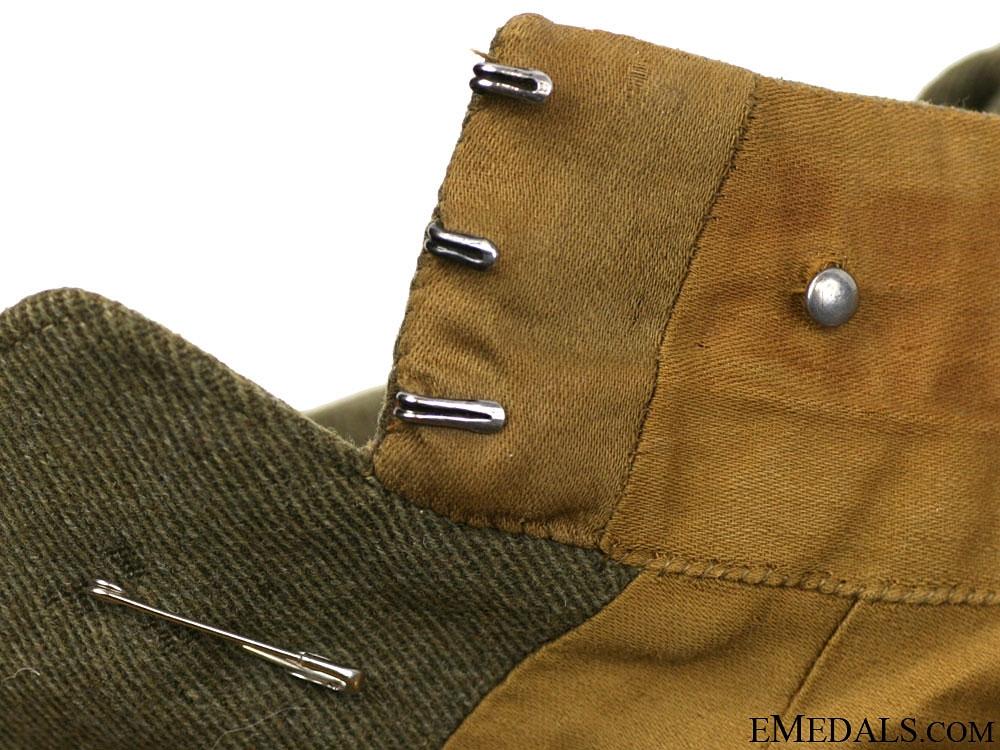 WWI AEF Captain's Tunic