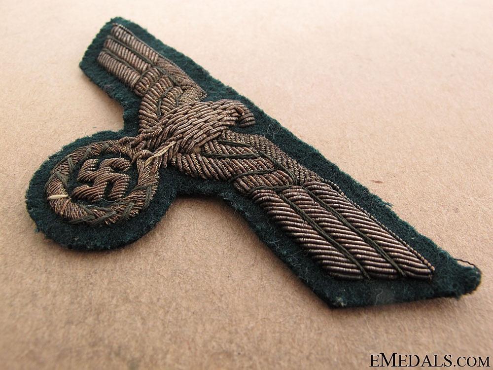 A Rare Army General's Breast Eagle
