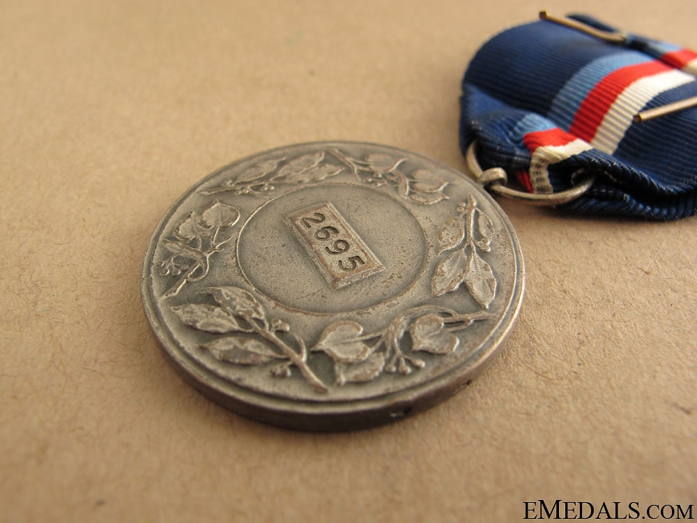 Bravery Honor Award, 2nd Pattern (CSSR)
