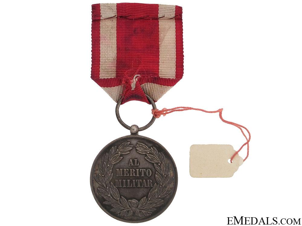 Emperor Maximiliano Military Merit Medal (1864-67)