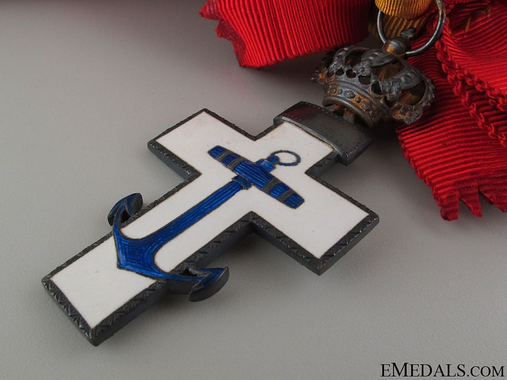 Order of Naval Merit - Peacetime Merit