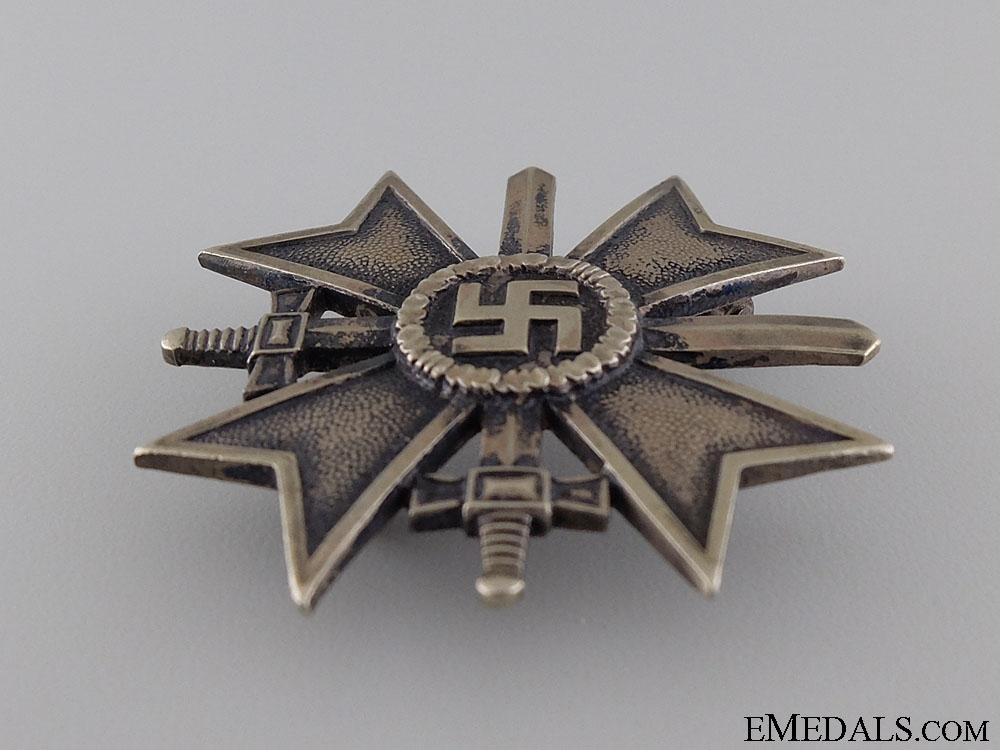 A War Merit Cross; 1st Class by Julius Bauer Söhne
