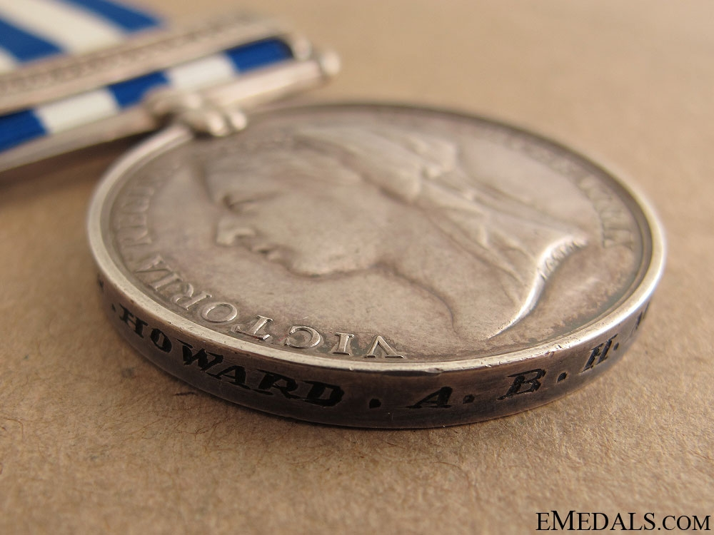 Egypt Medal 1882 - Alexandria 11th July