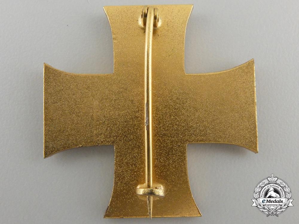 A 1914-18 Schaumburg Lippe Merit Cross; First Class