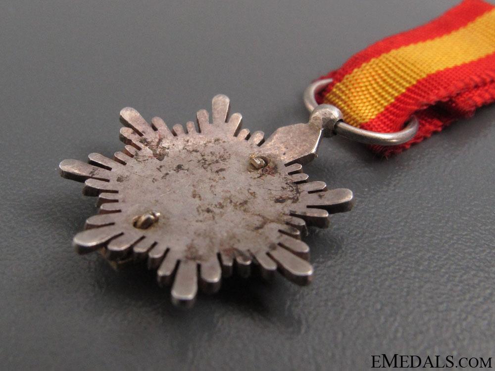 Order of Naval Merit - Red Distinction