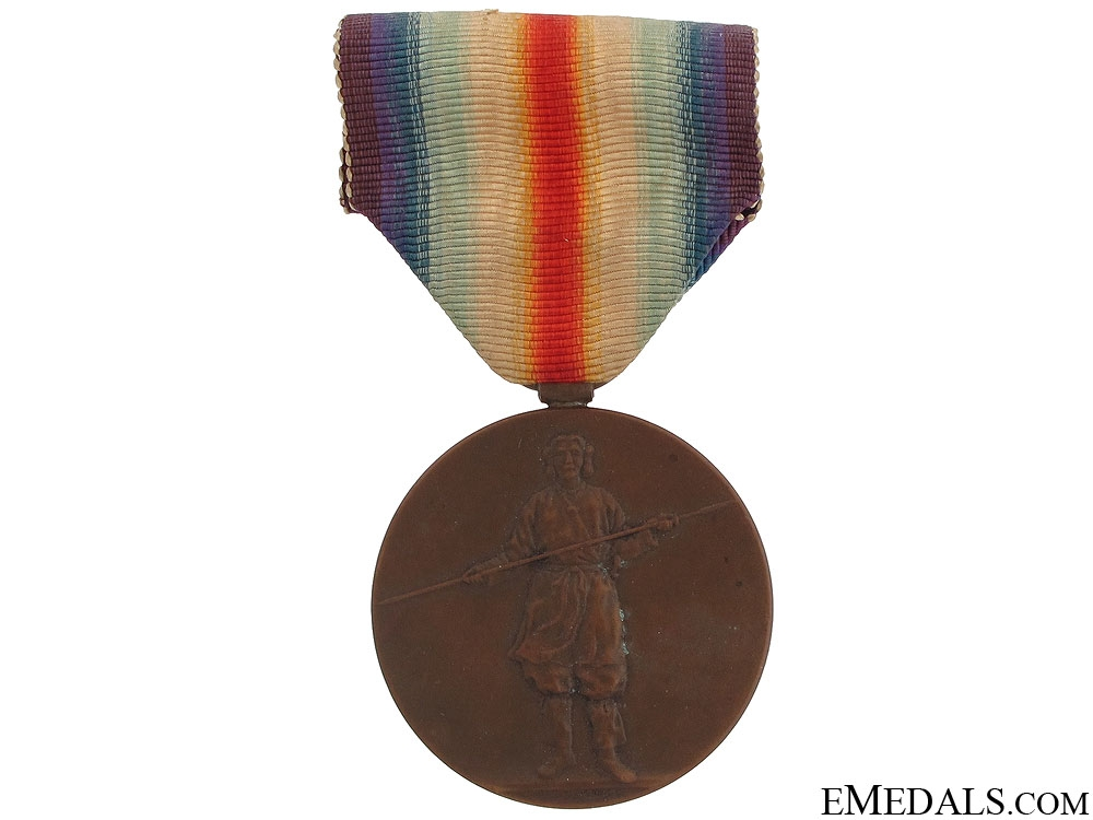 A Cased WWI Japanese Victory Medal