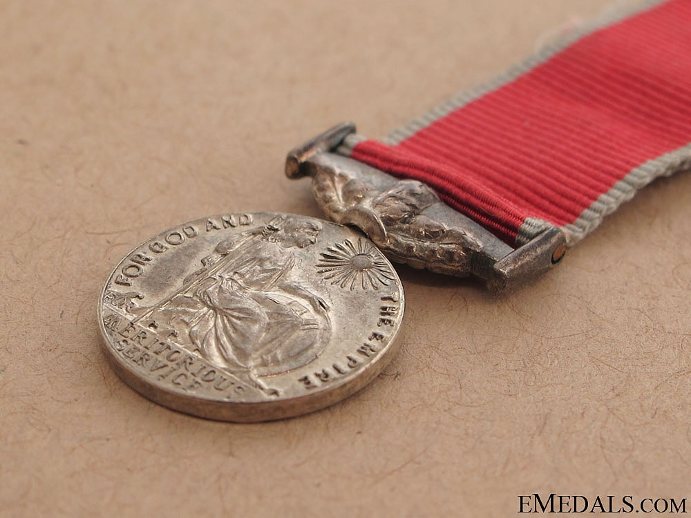Miniature British Empire Medal