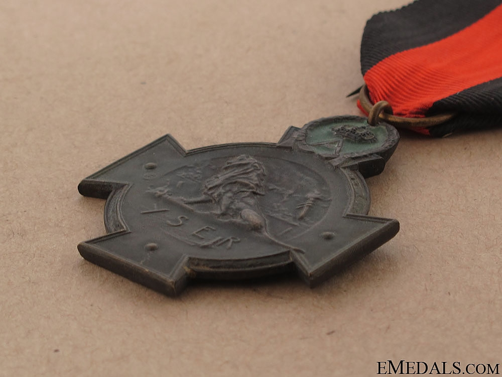 WWI Yser Cross