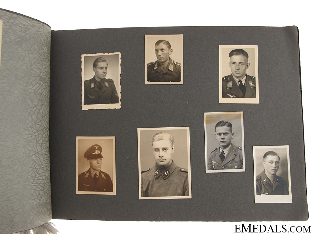 A Luftwaffe Photo Album