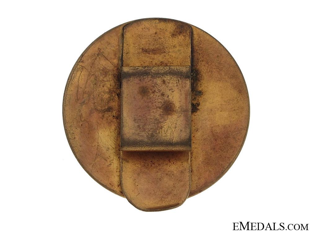 A 1906 Pioneer Badge
