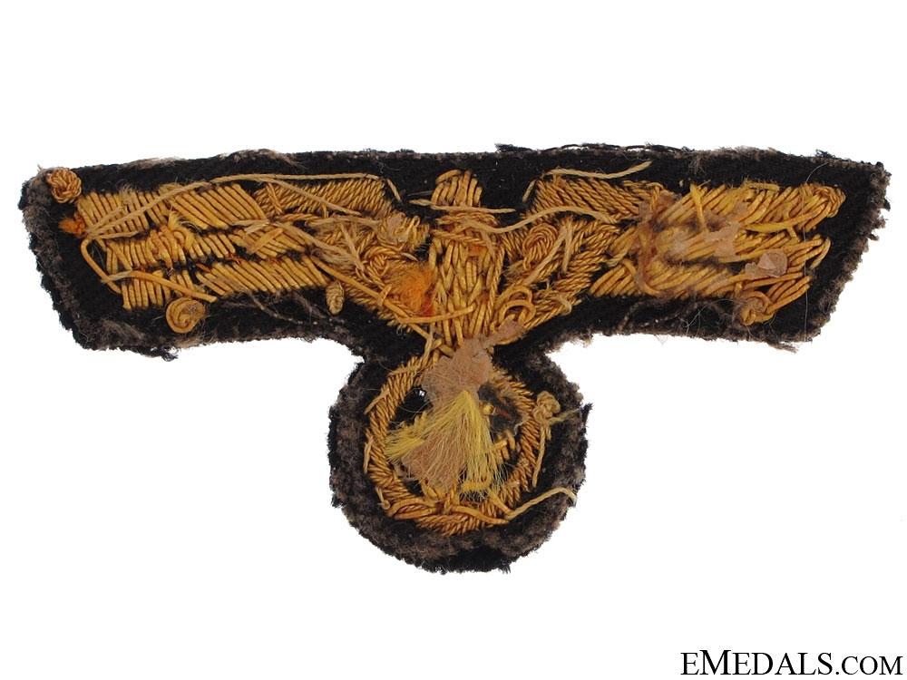 Naval Peaked Cap Eagle