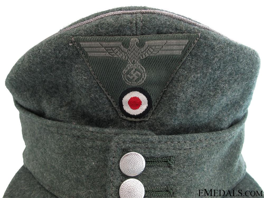 Officer's M43 Field Cap (Einheitsfeldmutze M43)