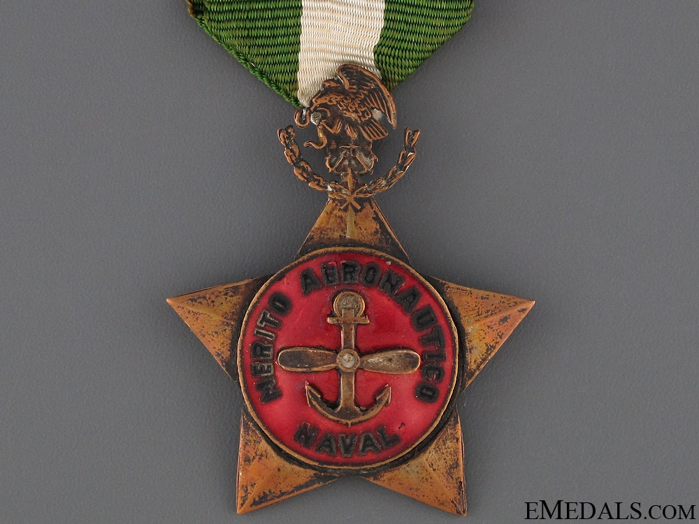 Naval Aeronautical Merit - Second Class