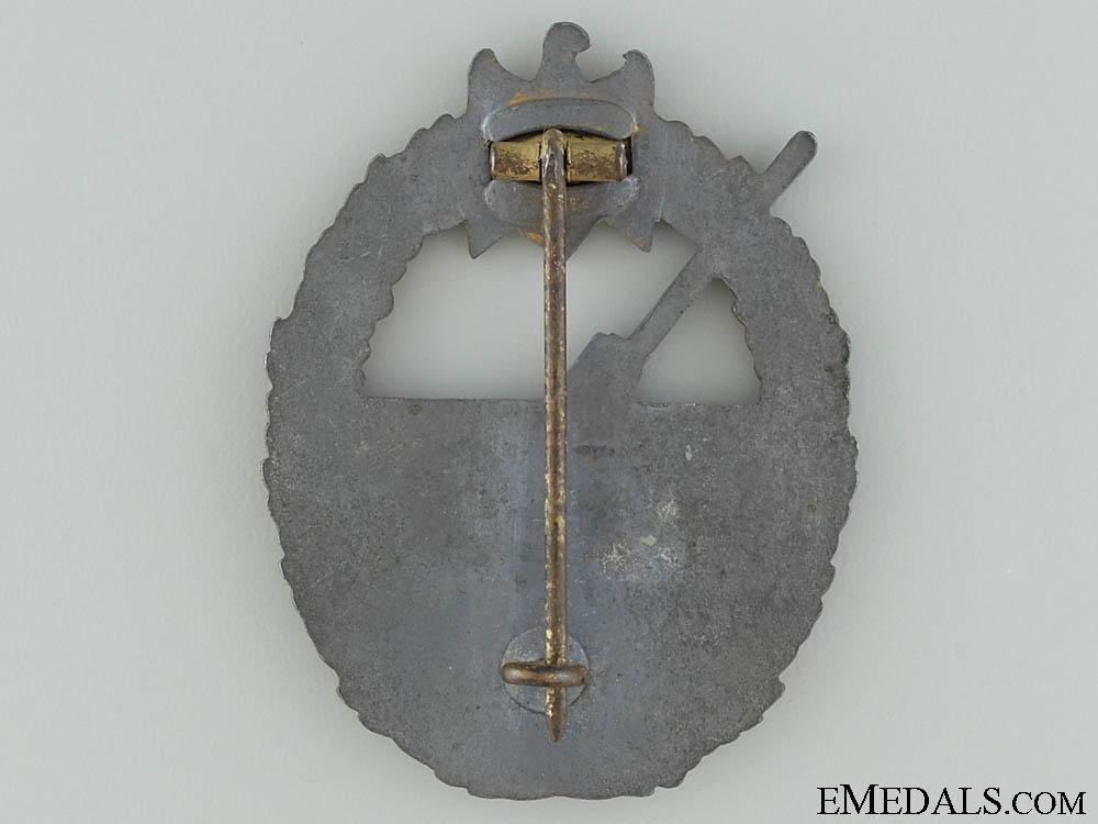 Naval Coastal Artillery War Badge
