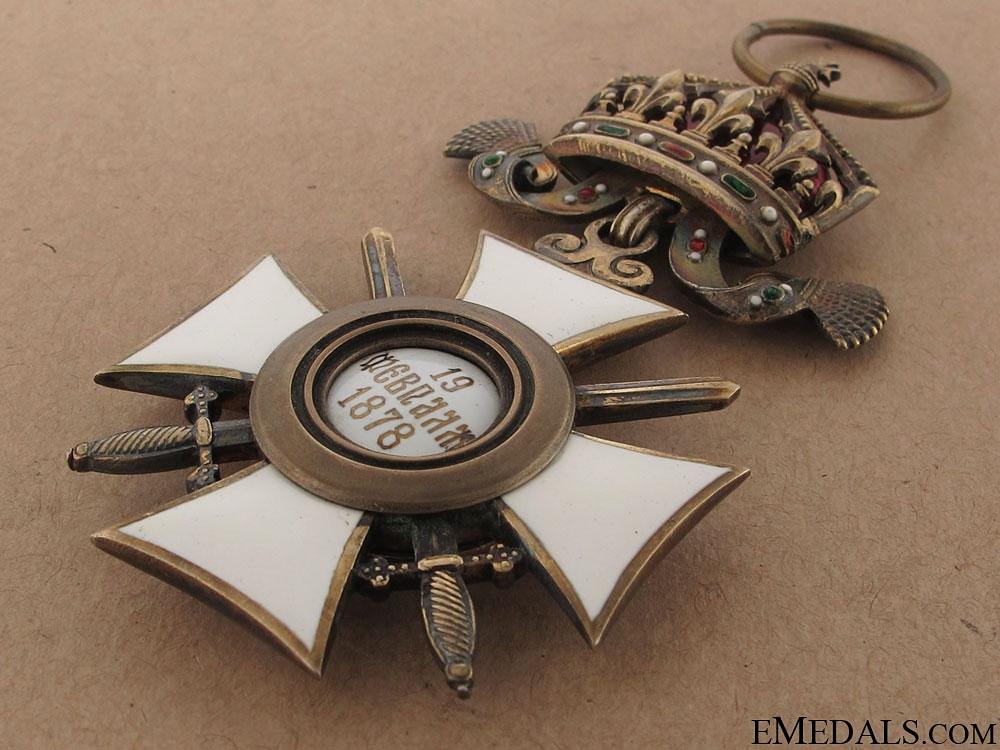 Order of St. Alexander - Grand Cross