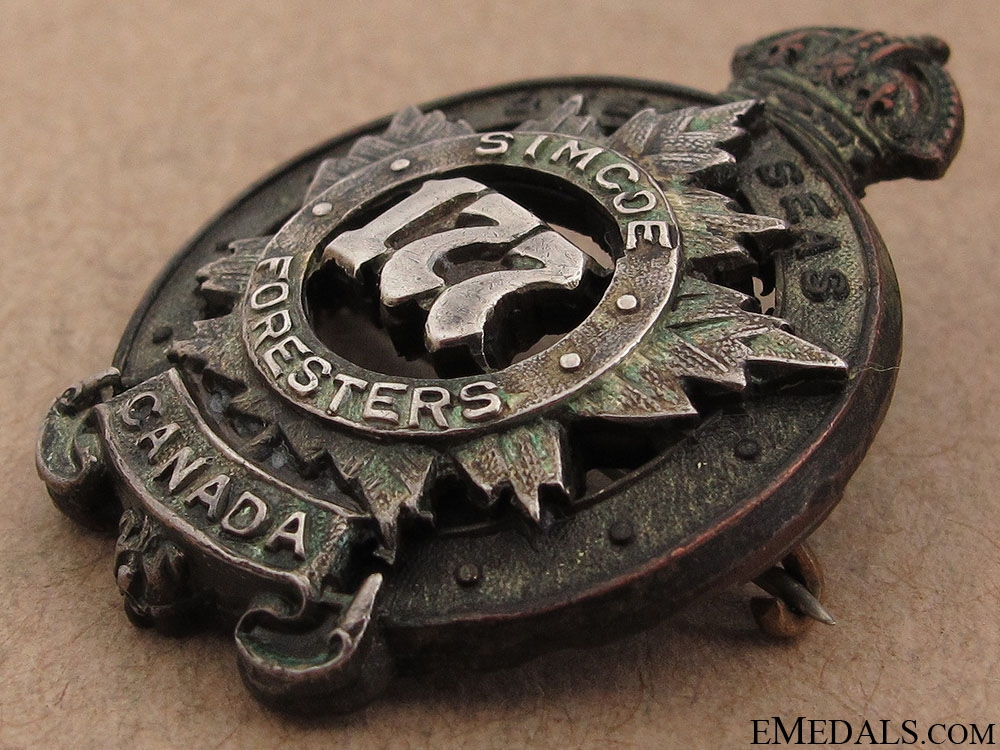 177th Infantry Battalion Officer's Collar Badge