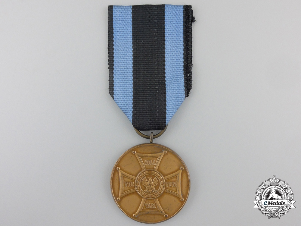 A Polish Medal of Merit on the Field of Glory, Type II, 2nd Class