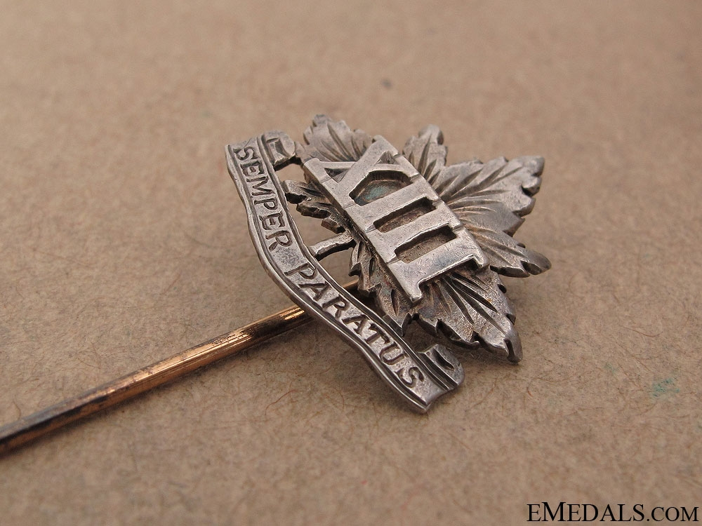 WWII Royal Hamilton Light Infantry Stickpin