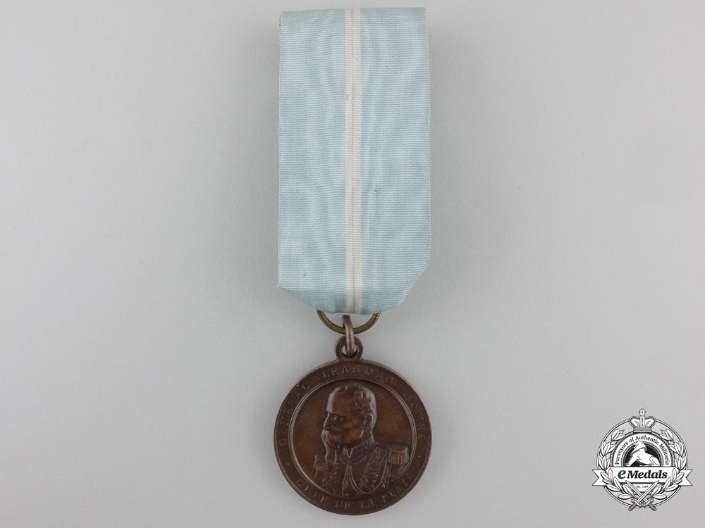 An 1865 Paisandu Defence Medal
