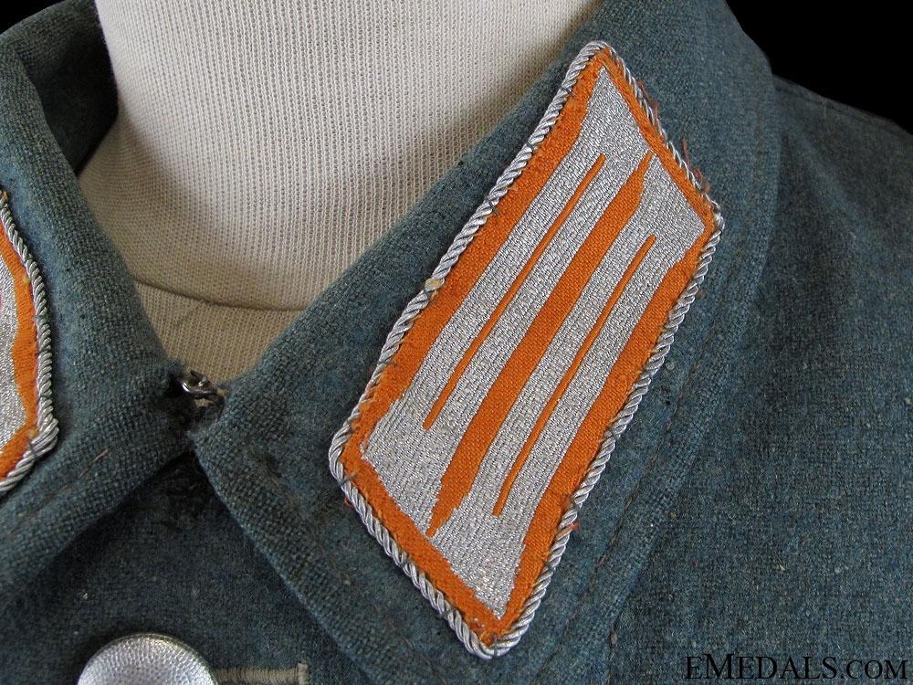 Rural Police Gendarmerie Senior NCO Tunic