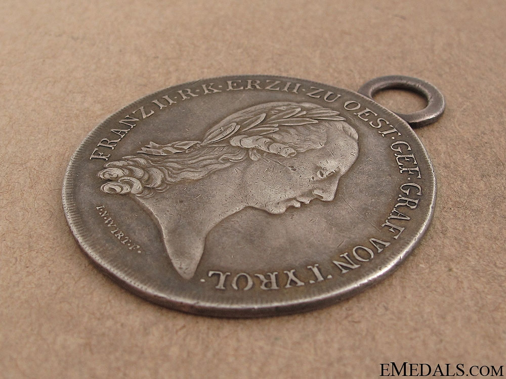 """Military Honour Medal """"Tiroler Denkmunze"""""""