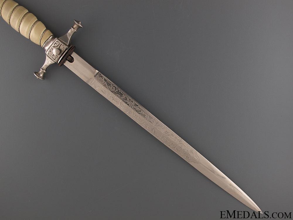 Later Royal Yugoslav Government Dagger