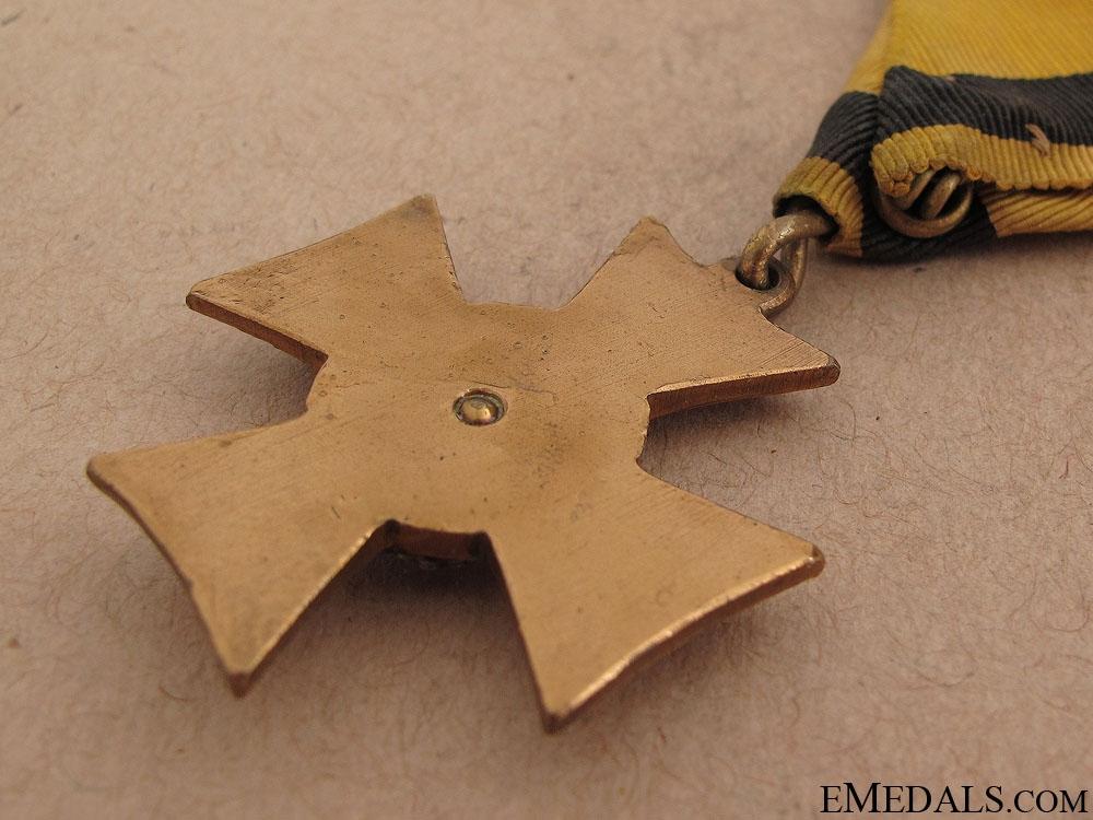 Long Service Cross