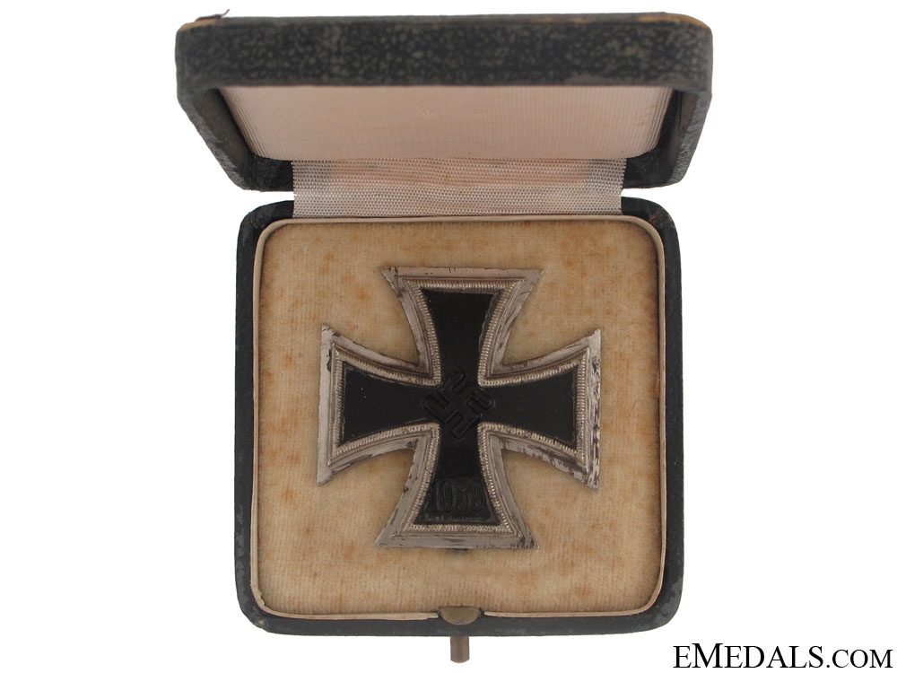 Iron Cross First Class 1939 - L/11