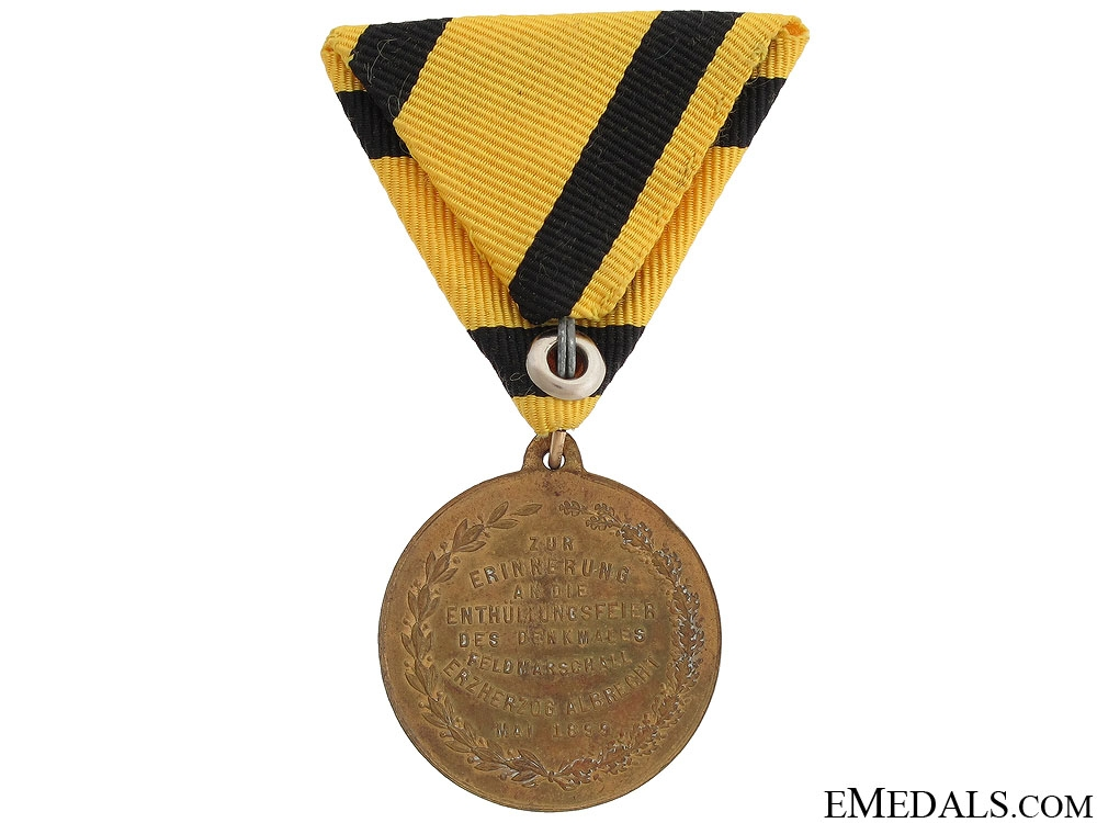 1899 Medal of Feildmarschall Albrecht
