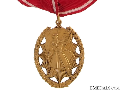 "Order of Hero ""¢¤ Gold"