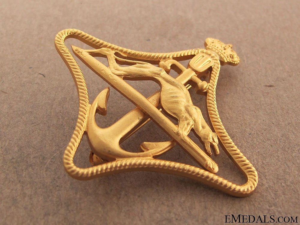 WWII Navy Flottiglia Mas Badge