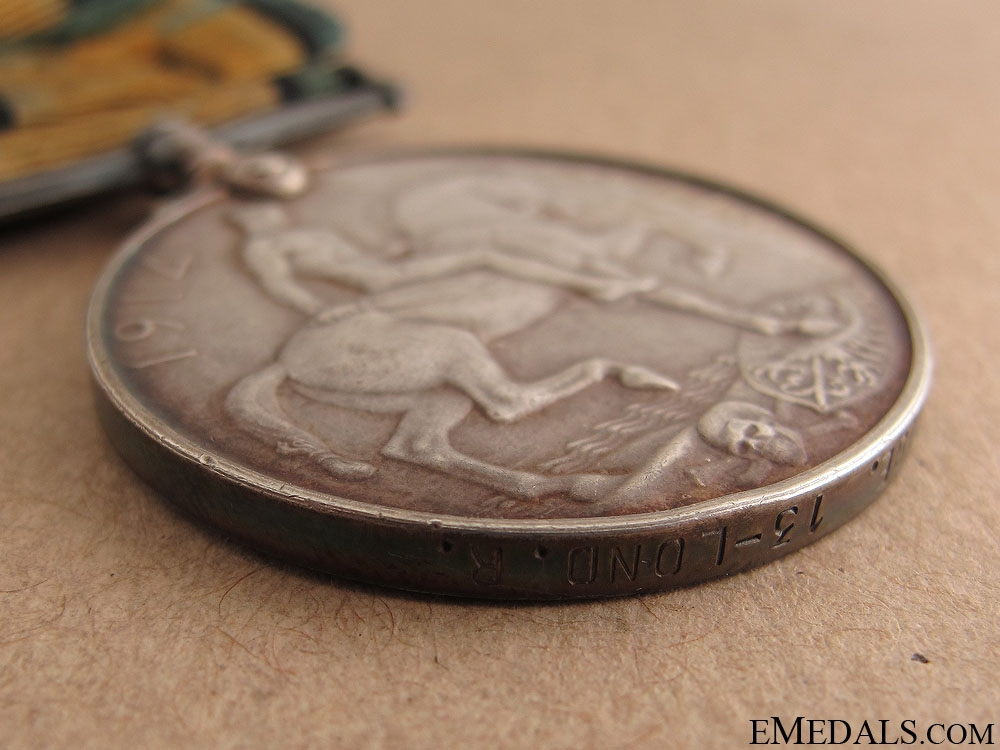 WWI War Medal - 13th London Regiment
