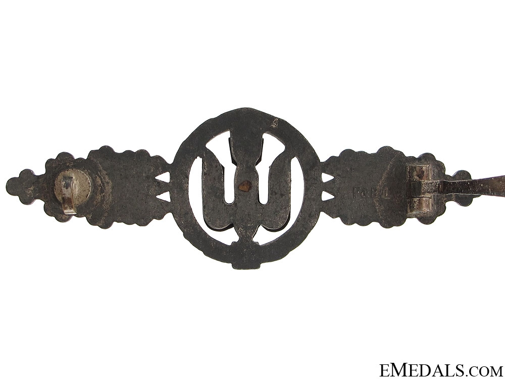 Squadron Clasp for Bomber Pilots by F&BL