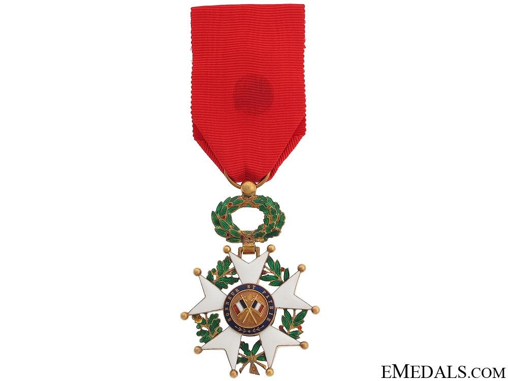 An 1870s Gold Legion D'Honneur