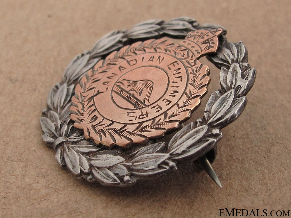 WWI Canadian Engineers Pin CEF