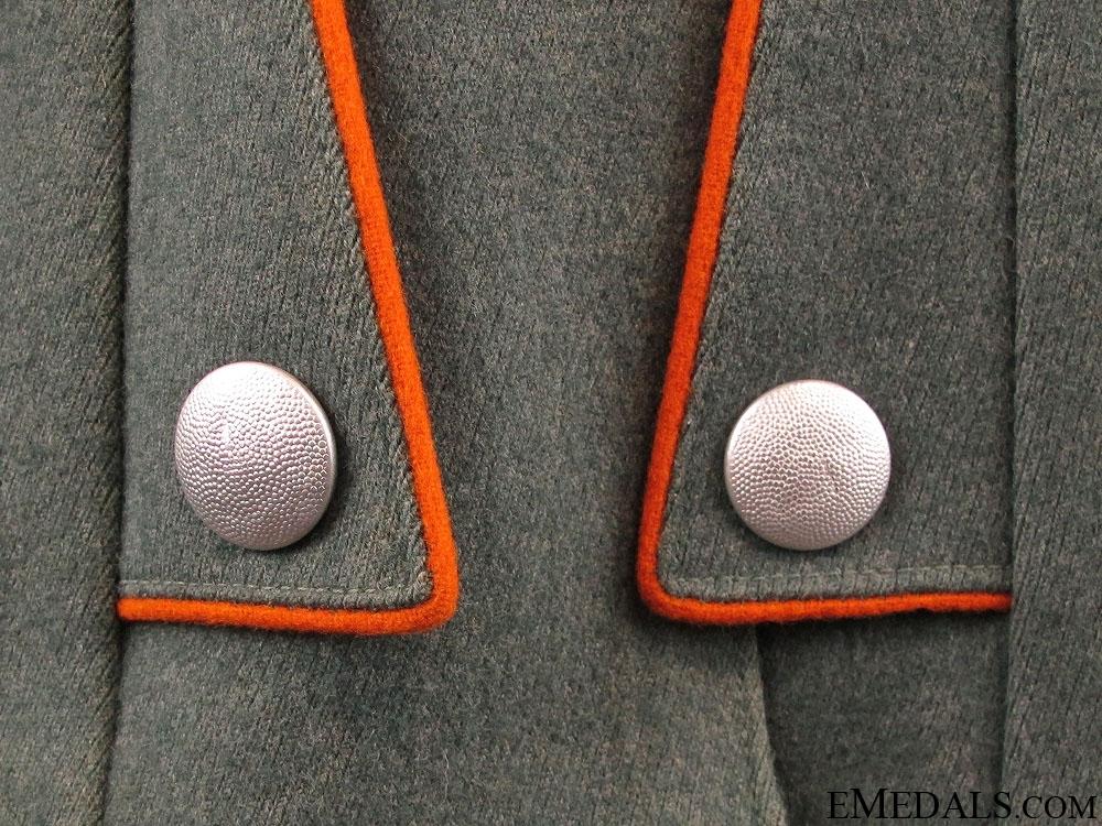 Schutzpolizei Revier-Hauptmann Dress Tunic