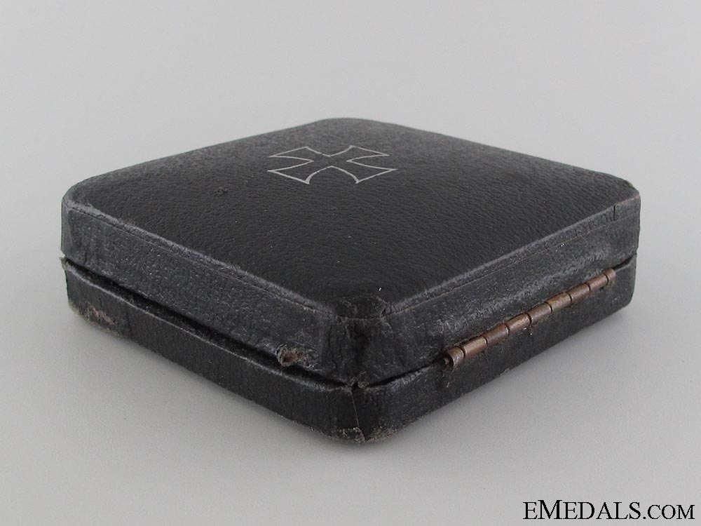 WWI Iron Cross First Class 1939 Case