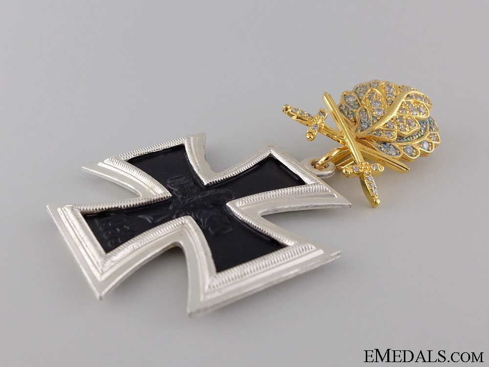 A Federal Republic Knight's Cross of the Iron Cross; 1957 Issue