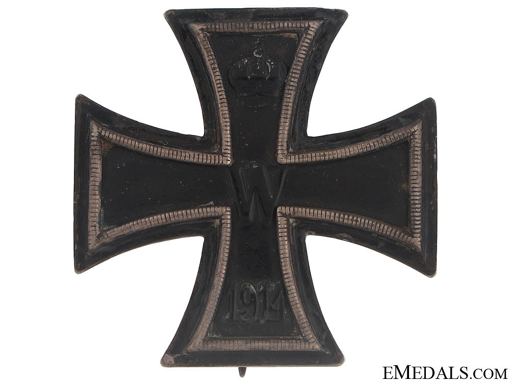 Iron Cross First Class 1914 - KO