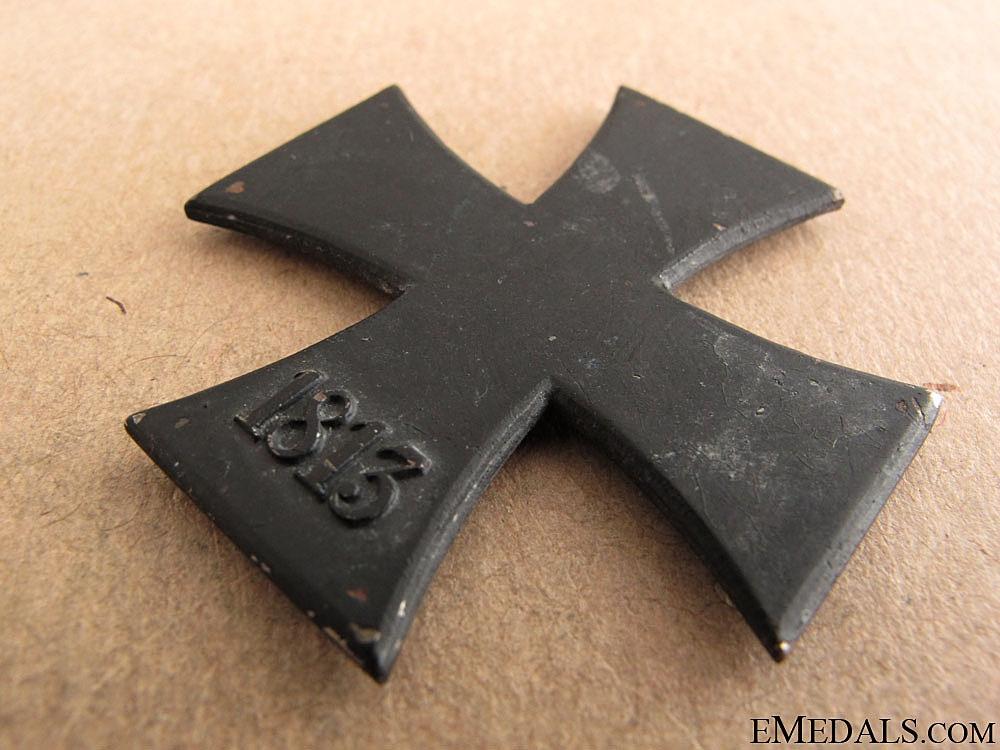 A Core of the Knight's Cross