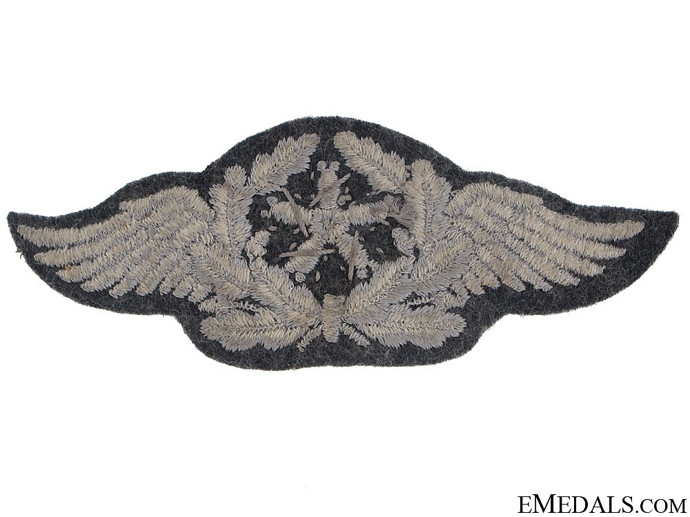 Sleeve Insignia for Luftwaffe Technical Staff