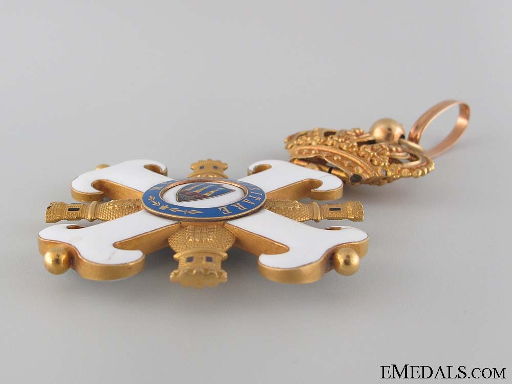 Order of San Marino - Military Commander's Cross