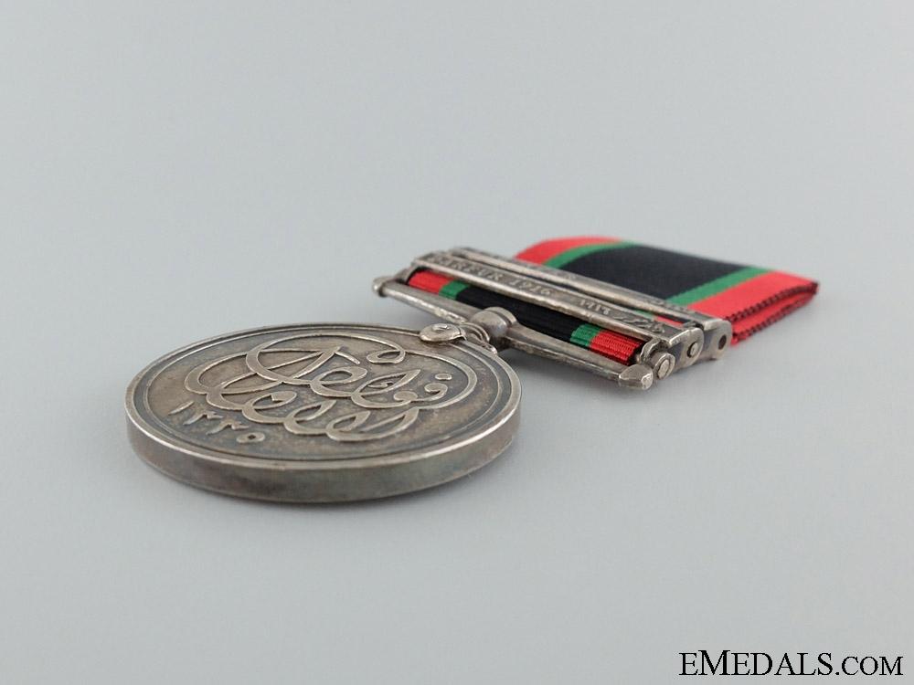 A 1911 Khedives Sudan Medal; Unnamed