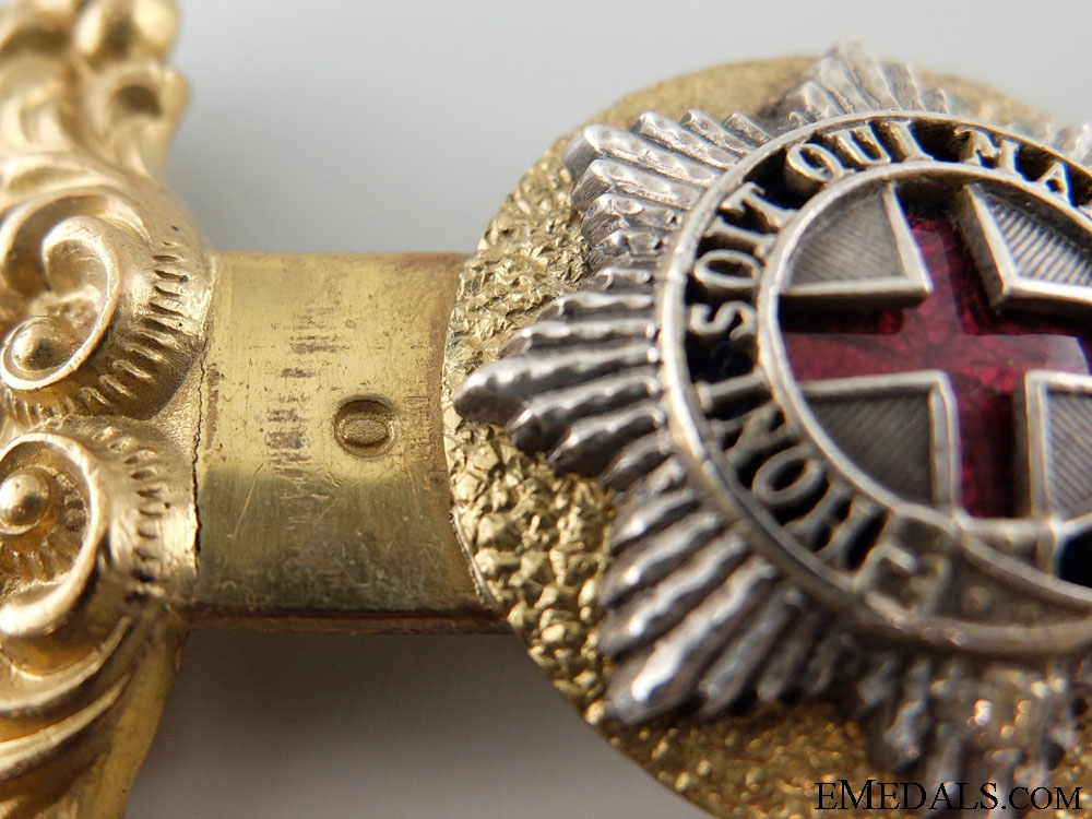 A Victorian Border Regiment Officer's Buckle