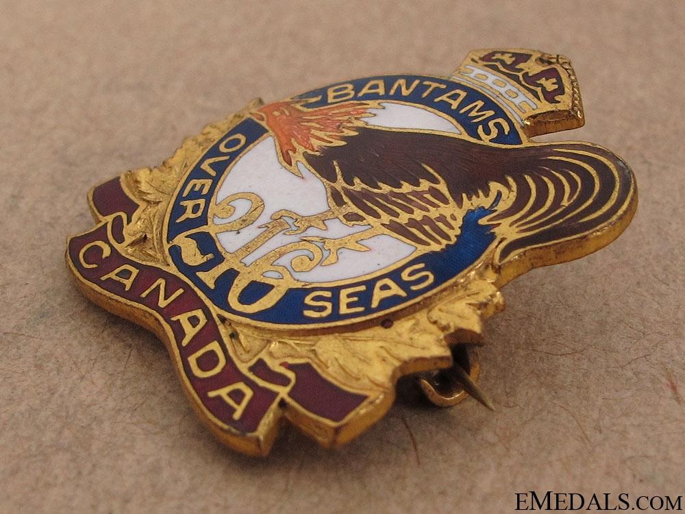 WWI 216th Infantry Battalion Pin CEF