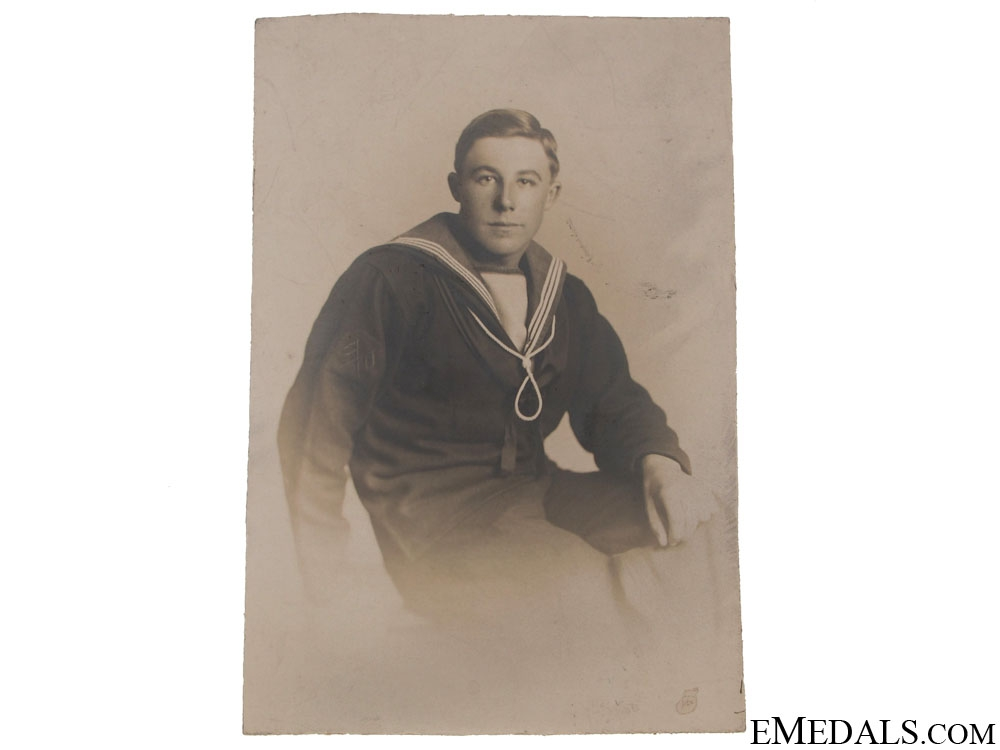 First War Naval Group to SIG. BOY. Williamson