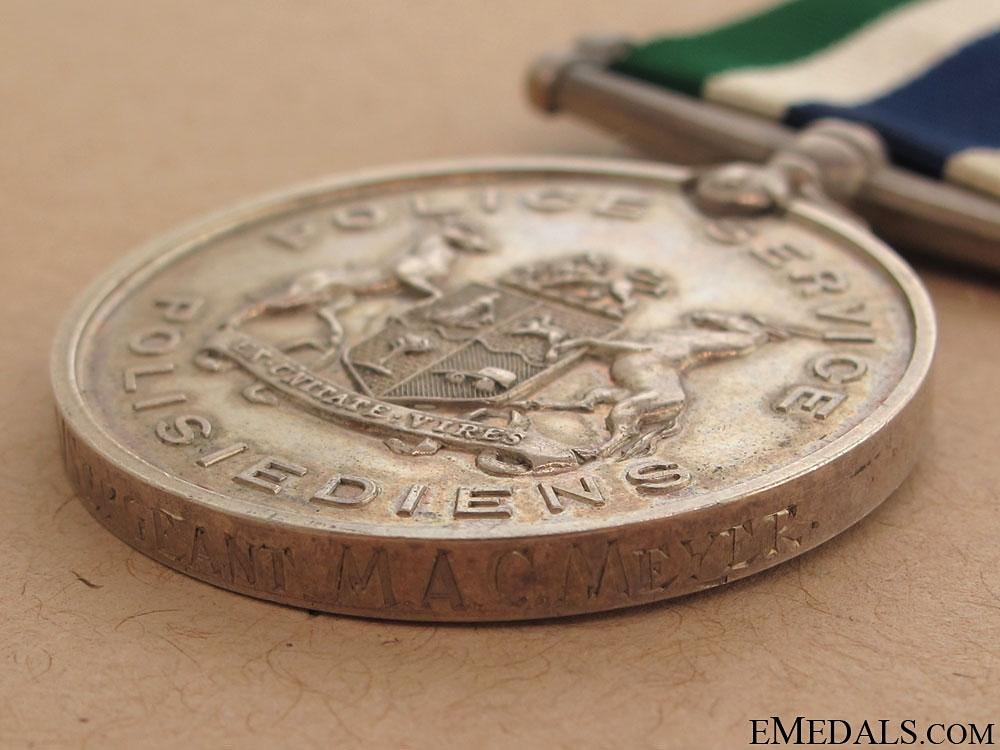 Police Good Service Medal