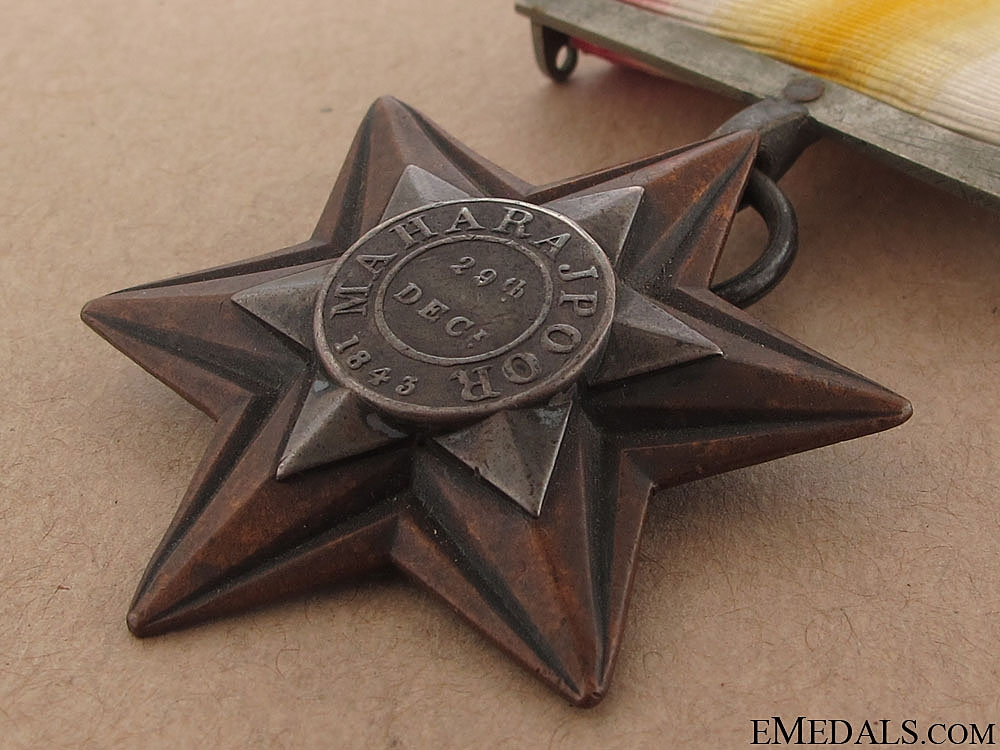 A Gwalior Star to the 39th Regiment